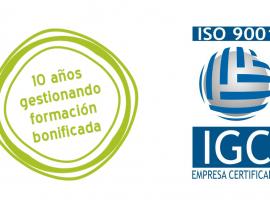Certificación Norma ISO 9001:2008