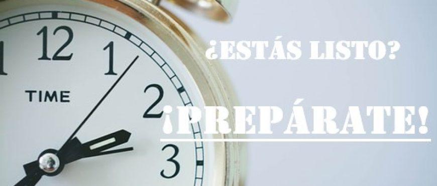 ¡Comienza la cuenta atrás para el nuevo Real Decreto 694/2017!
